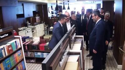 Türkiye Diyanet Vakfının 32. kitabevi açıldı - KAHRAMANMARAŞ