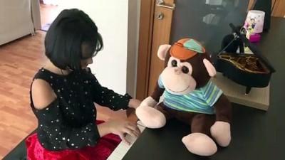 piyanist - Uluslararası yarışmalara Fazıl Say'ın hediye piyanosuyla hazırlanacak - BURSA