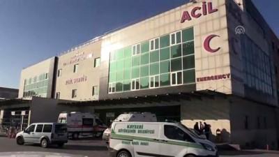 adli kontrol - Ankara merkezli FETÖ operasyonu - KAYSERİ