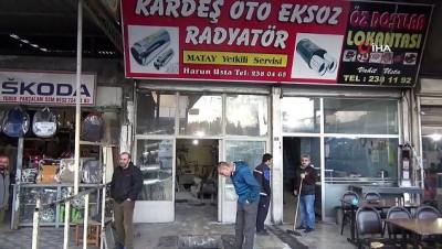 yangina mudahale -  Diyarbakır'da patlama: 2 yaralı
