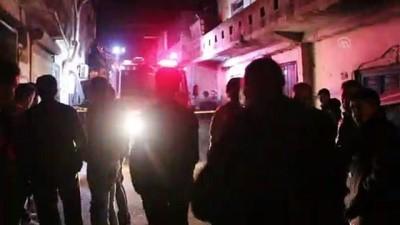 yangina mudahale - Kahramanmaraş'ta ev yangınında 2 aylık bebek öldü