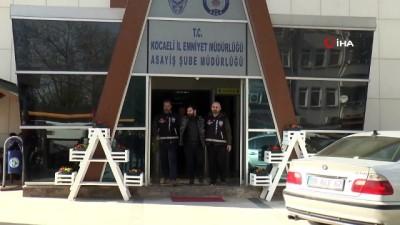 Kocaeli'de cinayetten aranan şahıslar yakalandı