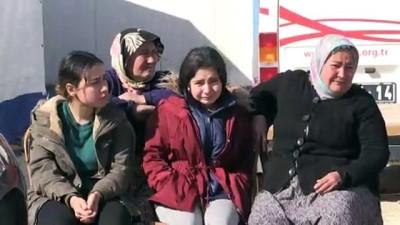 helikopter - Maden sahasında kaya parçaları altında kalan işçilerden Engin Tutuk'un cenazesi çıkarıldı - MUĞLA