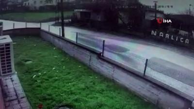kamera -  O kaçtı horoz kovaladı... Tebessüm ettiren o anlar kamerada