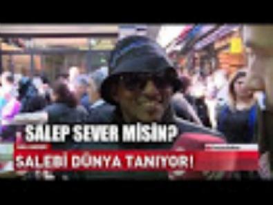 Türk salebi dünya markası