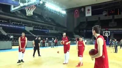 'Umut ışıkları yakabilecek bir basketbol sergilemek istiyoruz' - ANKARA