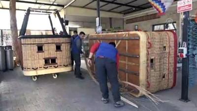 Yerli üretim balonlar 2020'de Kapadokya semalarında süzülecek - NEVŞEHİR
