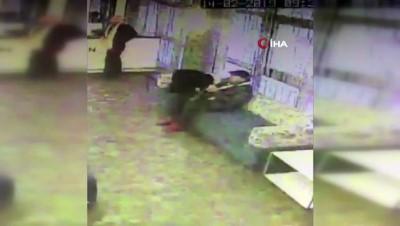 guvenlik kamerasi -  Beyoğlu'nda güvelik kamerasına yansıyan 'seri hırsız' tutuklandı