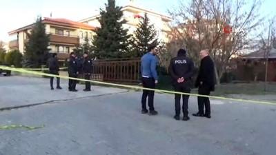 polis ekipleri - Bolu'da üniversite öğrencisi köprüde asılı halde bulundu