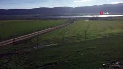 Diyarbakır'da PKK'ya büyük darbe...75 adet dolu tüp ele geçirildi