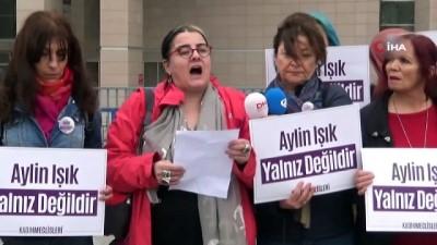 beyin kanamasi -  Eşini tüfekle öldürdüğü iddia edilen Aylin Işık davasında mütalaa