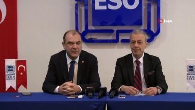 odul toreni -  ESO'da 'Eskişehir Tanıtım Ödülleri' öncesi basın toplantısı