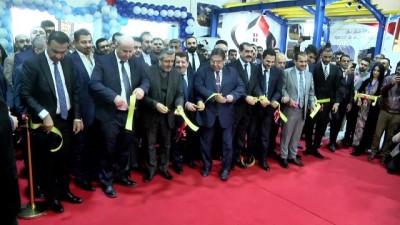 Irak'ta 'Orta Doğu Örnek Ev ve Mobilya Fuarı' açıldı - ERBİL