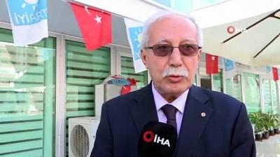 İYİ Parti Mersin yönetiminden 'Kocamaz' açıklaması
