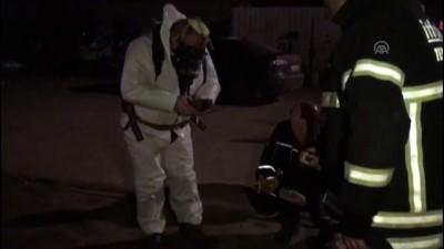 Kaynağı belirsiz kokudan etkilenen 10 kişi hastaneye kaldırıldı - TEKİRDAĞ