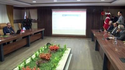 Kızıltepe'ye modern Ticaret Borsası yapılacak