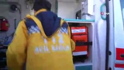 Sağlık Bakanlığı'ndan Beytüşşebap'a tam donanımlı ambulans