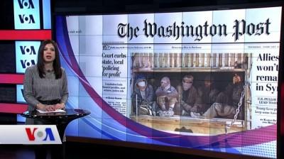 21 Şubat Amerikan Basınından Özetler