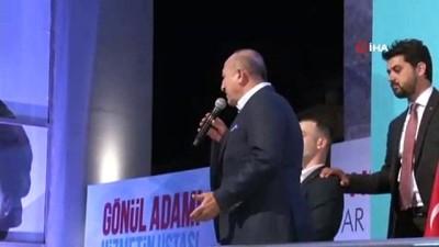 """Bakan Çavuşoğlu: """"2023 hedeflerimiz önemli ama daha ileriye yönelik hayallerimiz var'"""