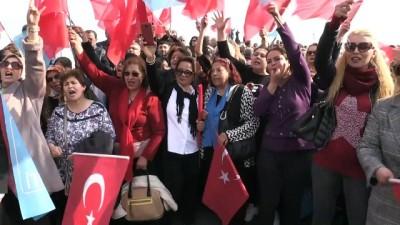 Burhanettin Kocamaz: 'Demokrat Parti'den yeniden karşılarına çıktık' - MERSİN