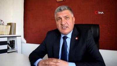 CHP Akçadağ İlçe Başkanı Aslan istifa etti