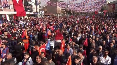 """Cumhurbaşkanı Erdoğan: """"Kandil HDP ve CHP'nin siyasi koçluğunu yapıyor"""""""