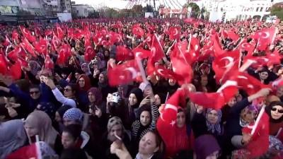 Cumhurbaşkanı Erdoğan: 'Manisa, müzeyyen bir şehirdir' - MANİSA