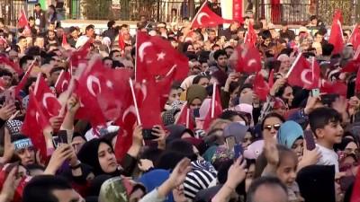 Cumhurbaşkanı Erdoğan: '(Riskli yapıların tahliyesi) Bu konuda halkımdan destek bekliyorum' - MANİSA