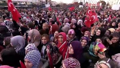 Cumhurbaşkanı Erdoğan: 'Toplamda 2,6 katrilyon lira tutarında tarımsal destek verdik' - MANİSA