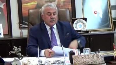 Dörtyol Belediye Başkanı Yaşar Toksoy MHP'den istifa etti