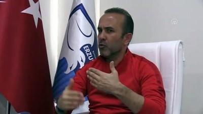 Erzurumspor, başkentten 3 puanla dönmeyi hedefliyor - ERZURUM