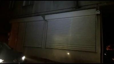 Gaziosmanpaşa'da bir bina tahliye edildi - İSTANBUL