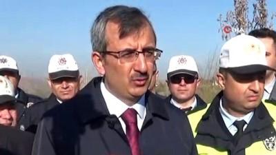 İç Anadolu'nun en büyük 'Trafik Eğitim Parkuru' Kırıkkale'ye yapılıyor