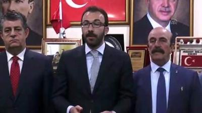 İYİ Parti'den istifa edip, AK Parti'ye geçtiler - ŞIRNAK