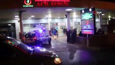 polis ekipleri -  İzmir'de silahlı kavga : 1 yaralı Video