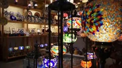 Kuala Lumpur'un kapalı çarşısı 'Pasar Seni'