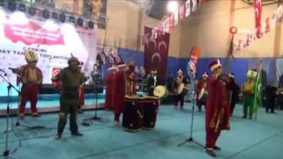 """- MHP Genel Başkan Yardımcısı Yıldırım: """"Dünya haç ile hilalin mücadelesini şahitlik etmektedir"""" - 'Mersin'de adam nasıl satılır İP'çiler gösterdi'"""