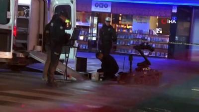 Şüpheli çanta, 15 Temmuz Kızılay Milli İrade Meydanında hareketli dakikalar yaşattı