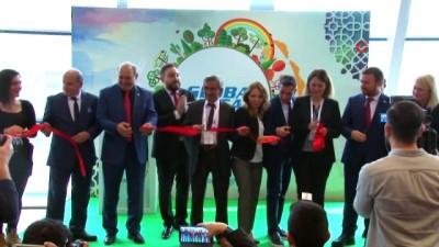 Türkiye'nin en temiz fuarı kapılarını açtı