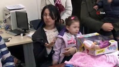 Ümraniye Belediye Başkan Adayı İsmet Yıldırım, engelli vatandaşlarla buluştu