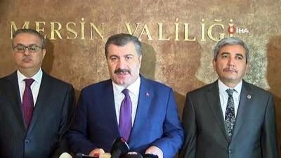 Bakan Koca: 'Avrupa'daki grip salgını Türkiye'yi etkilemedi'