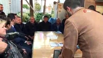 Dışişleri Bakanı Çavuşoğlu Alanya'da