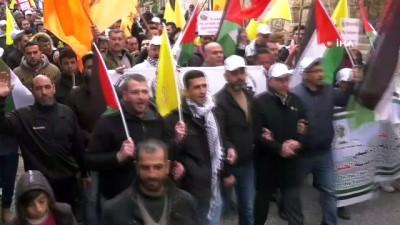 - El Halil'deki Gösteriye İsrail Müdahalesi