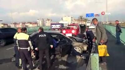 alkollu surucu -  Kaza yapan alkollü sürücünün ehliyetine 2 yıl el konuldu