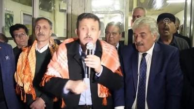 Ak Parti Genel Başkan Yardımcısı Dağ: 'CHP'li belediye başkanlarının bizden hiçbir talebi olmadı' - İZMİR
