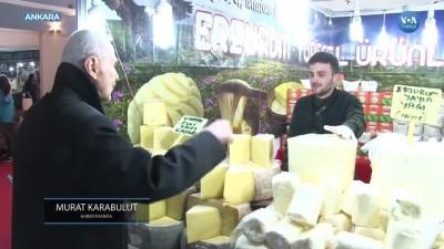 Başkentte Organik Ürünlerle Kahvaltı Festivali