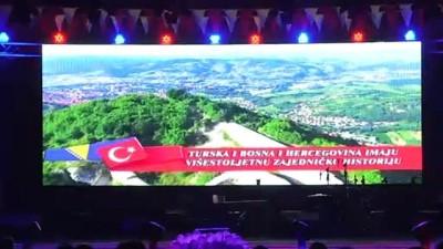 folklor - Bosna Hersek'te 'Kardeşlik Gecesi' düzenlendi - VİSOKO