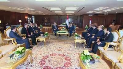 ulfet - Salih ile Sisi görüşmesinde 'bayrak krizi' tartışması - ŞARM EŞ-ŞEYH
