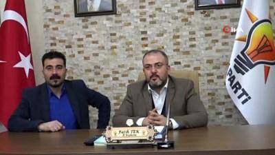 nufus sayimi -  AK Parti'den, Ağbaba'ya 'Eliniz kırılsın' tepkisi