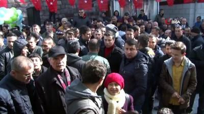Balıkesir Kültür Evi açılışı Ankara'da yapıldı
